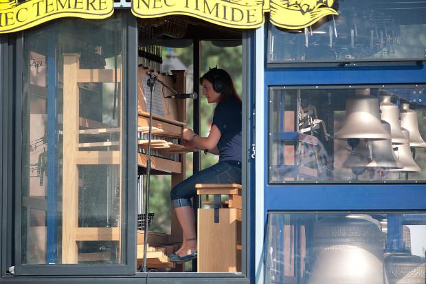 Będziemy mieli też okazję posłuchać gdańskiego carillonu mobilnego.