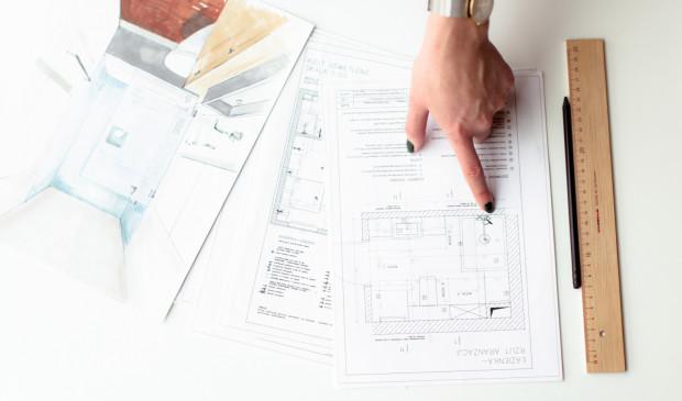 Planowanie to bardzo ważny etap. Bywa bardziej czasochłonny niż same prace budowlane.