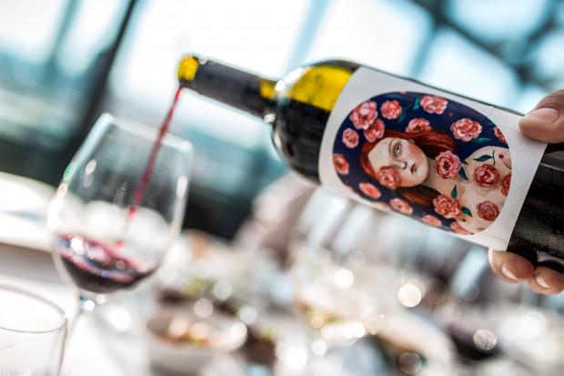 W restauracji Szafarnia 10 można było spróbować pięciu win pochodzących z australijskiej winnicy.