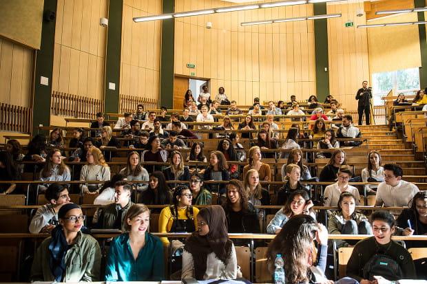 Przyszli studenci do Gdańska przyjeżdżają z całego świata.
