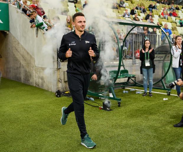 Rafał Wolski przedłużył kontrakt z Lechią Gdańsk do 30 czerwca 2021 roku.