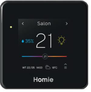 Ogrzewaniem i elektrycznością w domu zdalnie sterować można przy pomocy aplikacji zainstalowanej w smartfonie czy tablecie.
