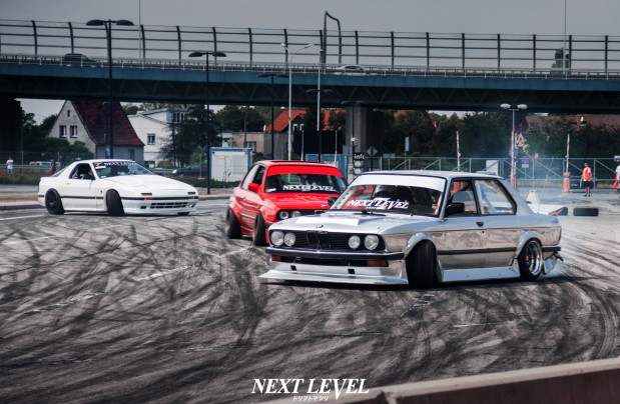 Weekendowa impreza na Autodromie Pomorze to prawdziwa gratka dla fanów driftu.