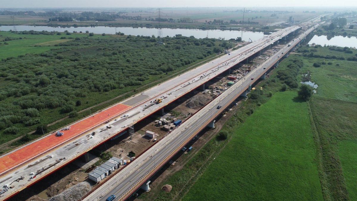 Сколько стоило строительство трассы S7 и когда оно уже закончится