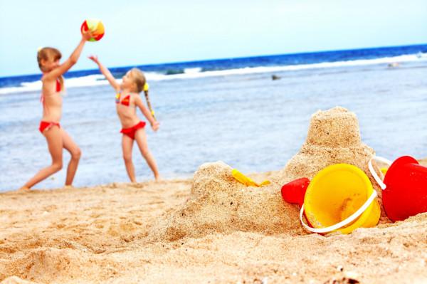 Lato sprzyja aktywnemu spędzaniu czasu.