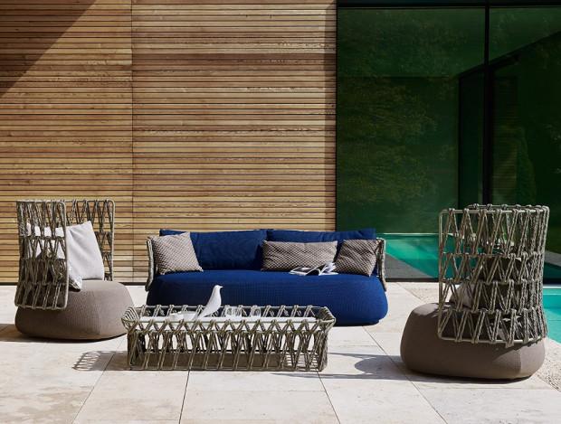 Fat Sofa Outdoor, 22 535 zł, B&B Italia