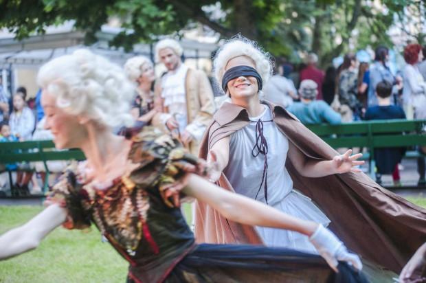 W niedzielę w parku Oliwskim ruszają Mozartiana.