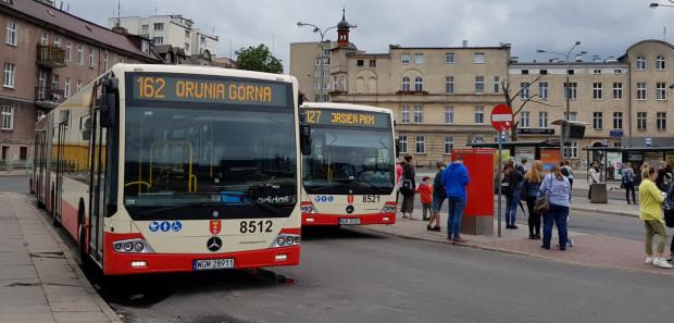 Autobusy stojące na pętli muszą mieć wyłączone silniki. Tylko że wtedy nie działa w nich ani klimatyzacja, ani ogrzewanie.