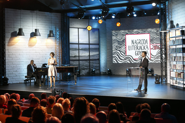Miasto Słowa to festiwal połączony z przyznaniem Nagrody Literackiej Gdynia.