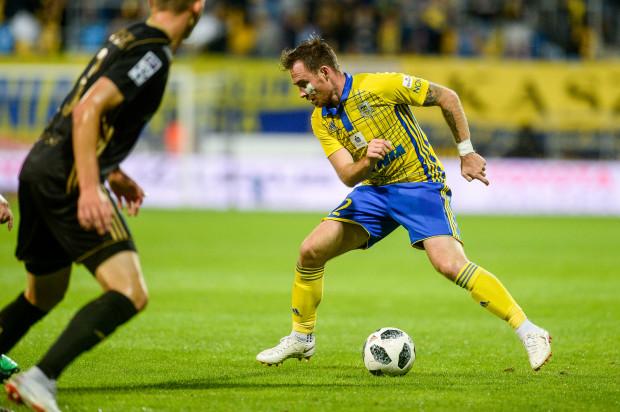Michał Janota w pięciu oficjalnych meczach w barwach Arki Gdynia strzelił 2 gole oraz zaliczył asysty pierwszego i drugiego stopnia.