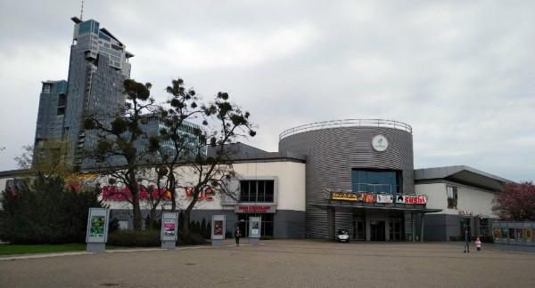Centrum Waterfront zostanie wyburzone. Do końca września ma przestać działać Multikino, które zdąży ugościć jeszcze widzów Festiwalu Filmów Fabularnych.