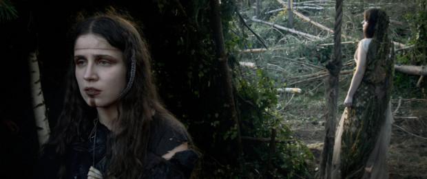 Akcja filmu będzie miała miejsce w przyszłości - setki lat po zniszczeniu cywilizacji. Kajsa, szamanka żyjąca na odludziu, odkrywa chorobę toczącą las, w którym mieszka. By jej zapobiec, musi zmierzyć się z potężnym demonem.
