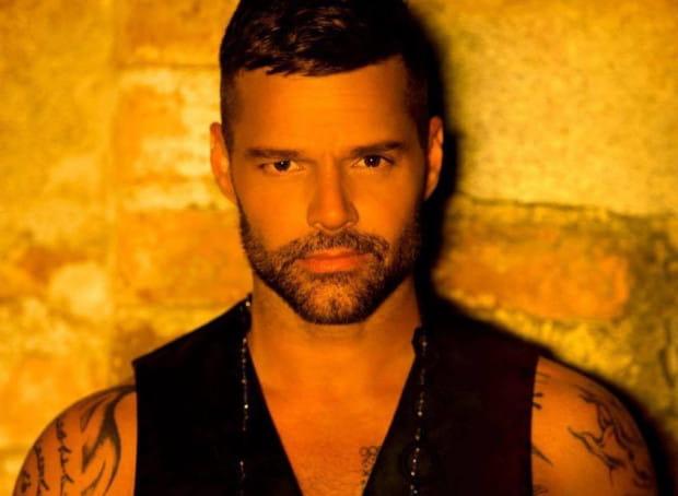 Ricky Martin zaśpiewa w Ergo Arenie 7 września.