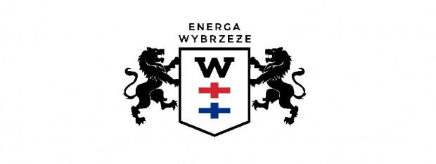 Tak prezentuje się nowy herb Energa Wybrzeża Gdańsk.