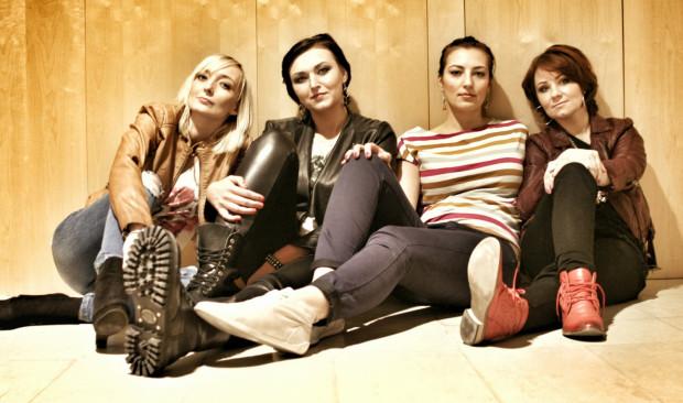 Na zdj. założycielki OmeaLife: Olga Gajdus, Agnieszka Majewska, Ewelina Puszkin i Magdalena Kardynał.