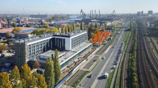 Biurowiec C300 powstanie obok budynku C200.