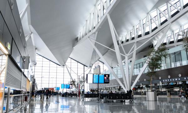 Jedną z atrakcji Tygodnia Mobilności jest zwiedzanie gdańskiego portu lotniczego.