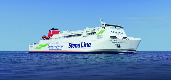 Już w październiku na trasie Gdynia-Karlskrona pojawi się kolejny prom Stena Line, czyli  Stena Nordica . Jest to jednostka ro-pax i zastąpi statek towarowy Gute. Statek ma 170 mdługości i26 mszerokości, ana pokład zabierze 450 osób inawet 300 samochodów osobowych. Dodatkowo, dzięki niemal dwukrotnie większej powierzchni ładunkowej, nowa jednostka może również zabrać znaczną liczbę samochodów ciężarowych. Stena Nordica to statek zbudowany wroku 2000. Od tego czasu był kilkakrotnie modernizowany.
