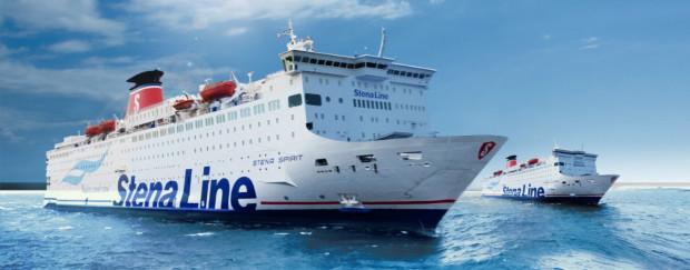 Stena Vision  to prom Stena Line pływający na trasie Gdynia-Karlskrona. Statek ma 175 m długości i 28,5 m szerokości. Może płynąć z prędkością maksymalną 21,5 węzłów. Zabiera na pokład 1700 pasażerów.  Statek został zwodowany w 1981 roku jakoMF Stena Scandinavica. Jednak ze względu na problemyStoczni Gdańskiej, w której był budowany, wykończenie jednostki zostało opóźnione i dopiero w 1987 roku wszedł do eksploatacji. W 2010 przeszedł przebudowę, trafił na trasę  Gdynia-Karlskrona i zyskał nowa nazwę.