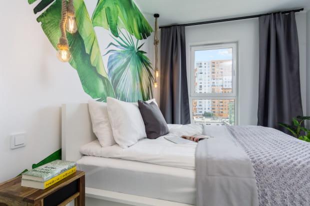 Mieszkanie w klimacie miejskiej dżungli