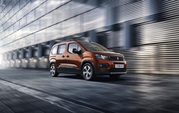 Nowy Peugeot Rifter.