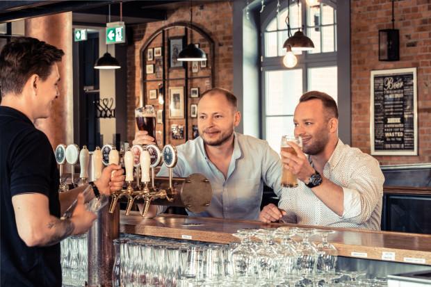 Goście browaru PG4 będą mogli napić się piwa uwarzonego specjalnie okazji Oktoberfest.