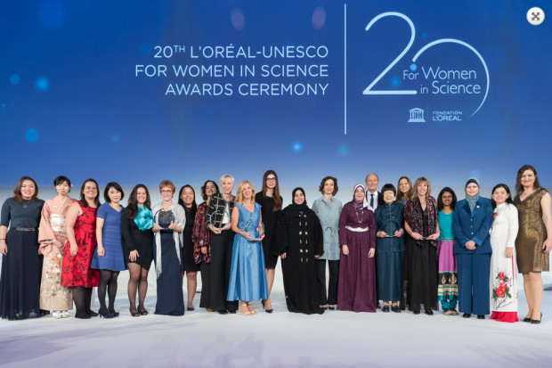 Polka wyróżniona w programie L'Oreal-UNESCO Kobiety dla Nauki.
