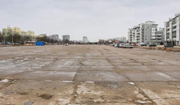 Zgodnie z szacunkami na pasie startowym powstać może ok. 1,6 tys. mieszkań.