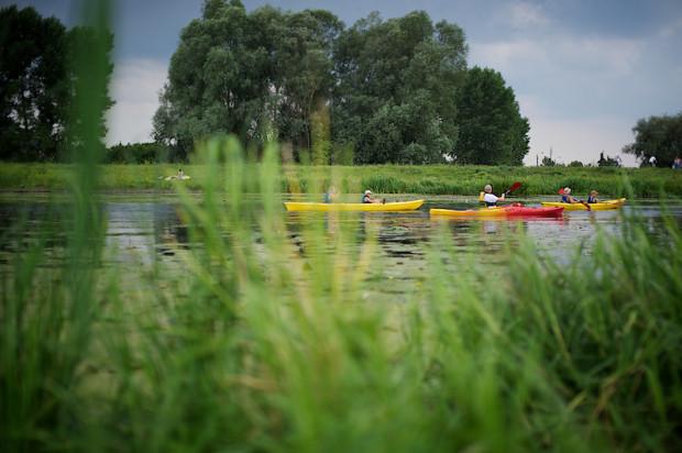 Opływ Motławy to ogromny teren rekreacyjny w pobliżu powstającego osiedla, gdzie przez wszystkie cztery pory roku można wypoczywać na łonie natury.