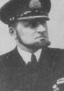 Komandor W. Kosianowski.