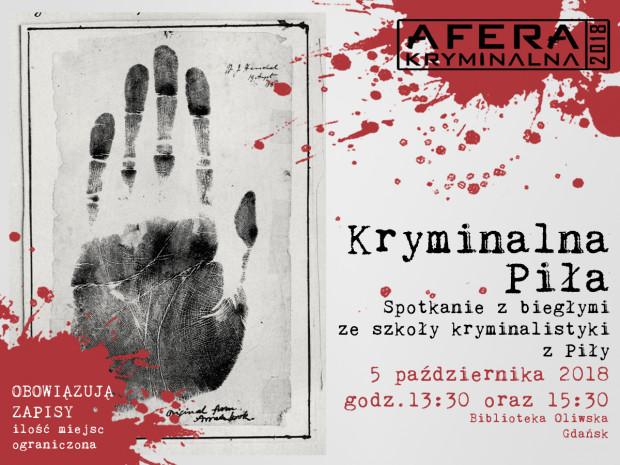 Afera Kryminalna 2018.