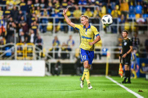 Na 30. urodziny Adam Marciniak wraz z Arką Gdynia zdobył prezent w postaci najlepszej obrony w ekstraklasie po 10 kolejkach.