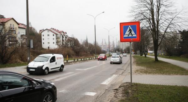 Zdaniem Macina Horały konieczne jest m.in. jak najszybsze poszerzenie ul. Kwiatkowskiego.