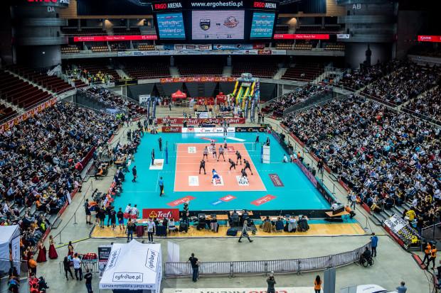 Ergo Arena będzie gościła 24 października mecz o Superpuchar Polski.