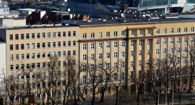 Dowodzenie Marynarką Wojenną wraca do budynku w Gdyni