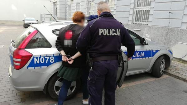 """Wszystko wskazuje na to, że 26-letnia bywalczyni hoteli trafi niedługo do jednego z """"pensjonatów"""" nadzorowanych przez Służbę Więzienną."""