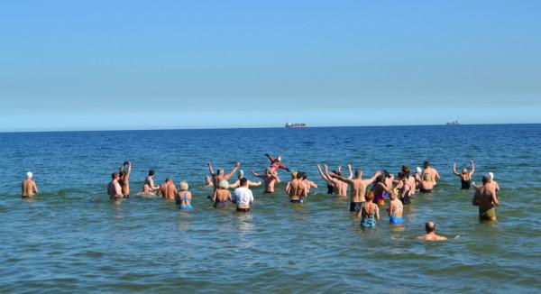W niedzielę w Sopocie i w Gdyni startuje sezon morsowania.