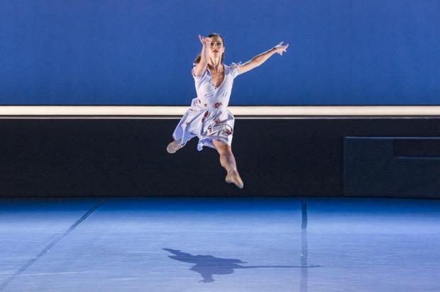 Giselle to jedna z najważniejszych partii baletowych. W gdańskim przedstawieniu wykonywać ją będą naprzeminnie: Maria Kielan (na zdjęciu, w premierowej obsadzie) oraz nowe nabytki Baletu: Gwenllian Davies i Milena Crameri.