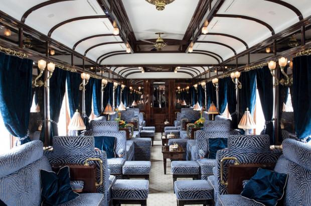 """Legendarny Orient Express nie jest jedynym luksusowym pociągiem podróżującym po świecie. Wiele """"hoteli na szynach"""" proponuje niezapomnianą podróż."""