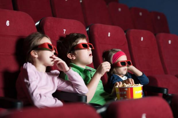 W weekend kino dla najmłodszych