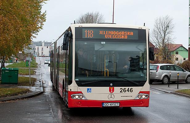 Zaktualizowano Gdańsk wynajmie 48 autobusów na osiem lat OU67