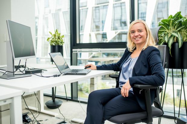 Najważniejsza przy zmianie drogi zawodowej jest determinacja i człowiek, który zaryzykuje, dając nam szansę - mówi Barbara Zaleska.