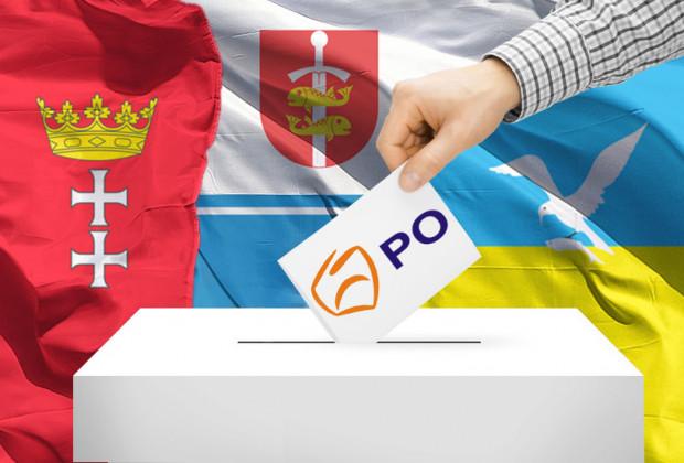 Platforma Obywatelska już nie podbija Trójmiasta. Będzie miała co prawda najliczniejszy klub w Radzie Miasta Gdańska, ale w Gdyni nie znaczy nic, a w Sopocie musiała wstydliwie schować swój szyld. Prezydenci Gdańska, Gdyni i Sopotu reprezentują swoje ugrupowania.