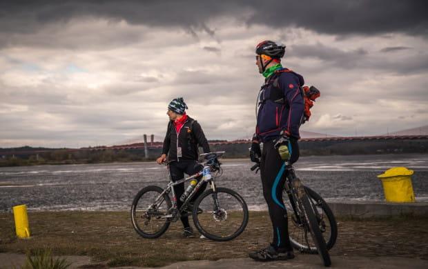 W tegorocznej jesiennej edycji wprowadzono nową trasę rowerową na 20 km