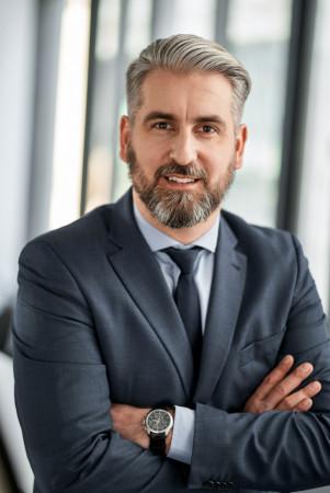 Tomasz Górnicki, członek zarządu BGK Nieruchomości.