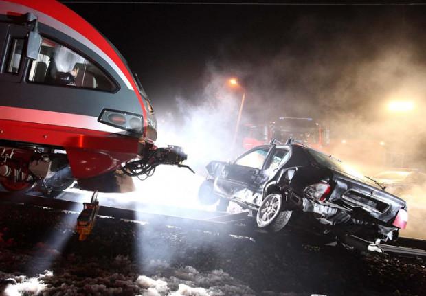 Jak podnieść poziom bezpieczeństwa na przejazdach kolejowych? O tym podczas czwartkowego spotkania rozmawiali kolejarze i instruktorzy nauki jazdy.