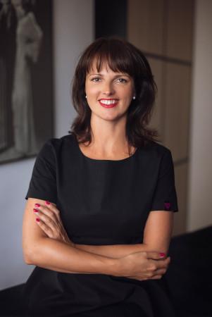 Marzena Olszewska, właścicielka Instytutu Urody.