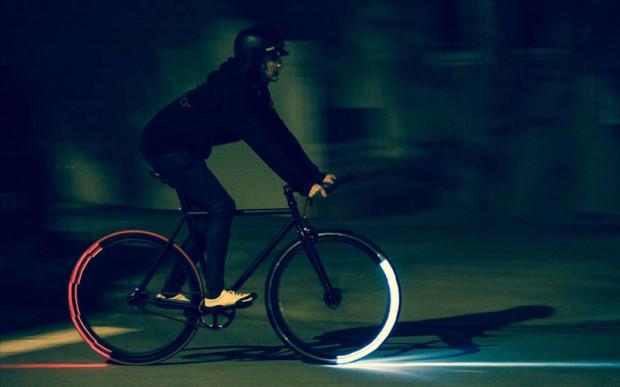 Boczne Oświetlenie Rowerowe A Prawo