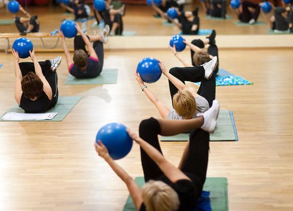 Zwróć uwagę na ich właściwą intensywność ćwiczeń, adekwatną do twoich możliwości.