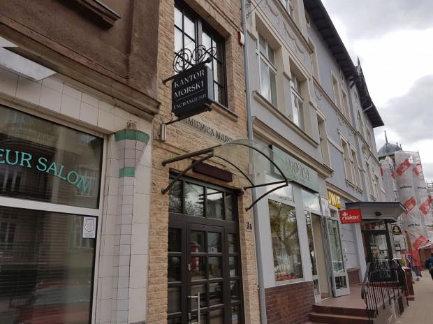 Prokuratura dotarła do 17 poszkodowanych klientów Kantoru Morskiego, który działał przy ul. Kościuszki w Sopocie.